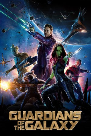 Guardian of the galaxy